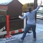 Wszyscy tańczą na lodzie - WPADKI!