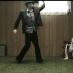 Pokojowy taniec Jacksona