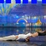 """Gimnastycy w """"Mam Talent"""""""