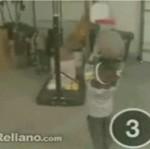 Mały koszykarz