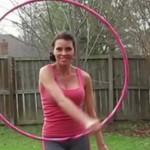 Najlepsze laseczki z hula-hop 2012