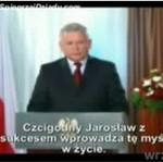 Wizyta Kaczyńskiego w Korei