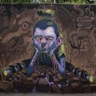 IKONY graffiti - ARYZ, Hiszpania