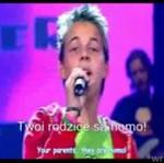 Piosenka chłopca, któryma dwóch tatusiów
