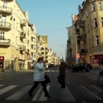 Reakcje pieszych na uprzejmość kierowców