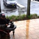 Na wózku inwalidzkim - LIKE A BOSS!
