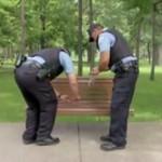 Policjanci z lizakami - kawał!