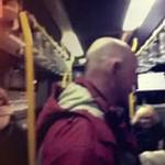 Życzenia w polskim autobusie