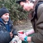 Magia uliczna - jak uszczęśliwić bezdomnego?