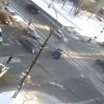Rosyjska ulica - scena jak z GTA!
