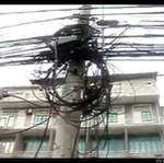 Sajgon - pozdrowienia dla elektryków!