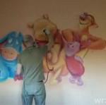 Graffiti w pokoju dziecięcym?