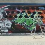 Nowoczesne oświadczyny - wersja graffiti