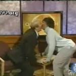 Oprah całuje Dr. Phila!