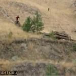 Koszmarny wyskok na rowerze