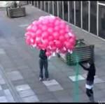 Bo nawet puszczać balony trzeba umieć...