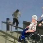 Wszystko przez starych ludzi
