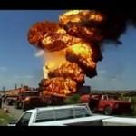 Wypadki i eksplozje - KOSZMAR!