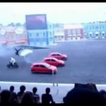 Kaskader zaliczył ciężki wypadek na pokazie!