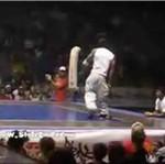 Najlepszy pojedynek breakdance