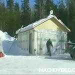 """Olbrzymia """"śnieżka"""""""