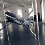 Nauka tańca na rurze