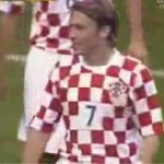 Gol Ebiego Smolarka w meczu z Chorwacją