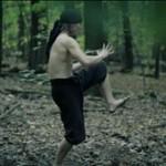 Dawid Szatarski - polski ninja