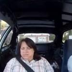 Mama w 700 konnym Civicu