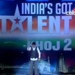 """""""Mam Talent"""" w Indiach - jak on się rusza!"""