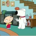 Pijany Stewie