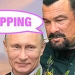Komiczny dubbing Putina