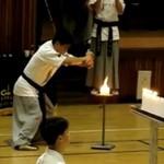 Pradawna sztuka gaszenia ognia