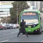Miejski ninja - wkręcił wszystkich!