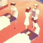 Rodzice Shina w szpitalu