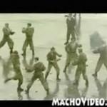 Trening w ruskiej armii - EKSTREMALNE!