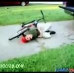 Wypadki rowerowe - O MATKO...
