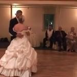 Niesamowity taniec córki i ojca