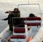 Łowienie ryb granatem
