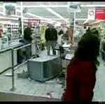 Demolka w supermarkecie - W POLSCE!