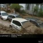Powódź we Francji!