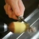 Obieranie ziemniaków - like a boss!