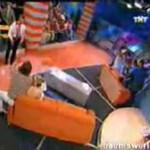 Bójka w telewizji
