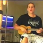Taniec na rurze... na ukulele!
