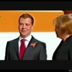 Zwykły dzień Miedwiediewa - HIT!
