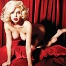 ZNANE NAGO: Lindsay Lohan
