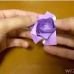 Instruktor ORIGAMI - nauczy cię, jak zrobic różę,serce i kota!