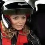 Geri Halliwell w Top Gear