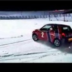 Suzuki na śniegu