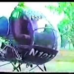 Koszmarne lądowanie helikoptera!